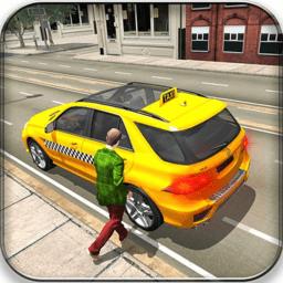 模拟驾驶出租车中文版