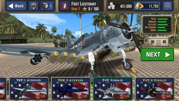 二战太平洋的飞机驾驶模拟器图2