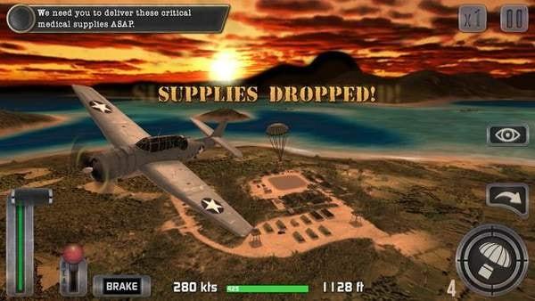 二战太平洋的飞机驾驶模拟器图3