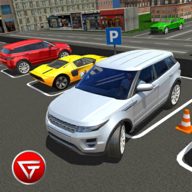 模拟路虎停车最新版
