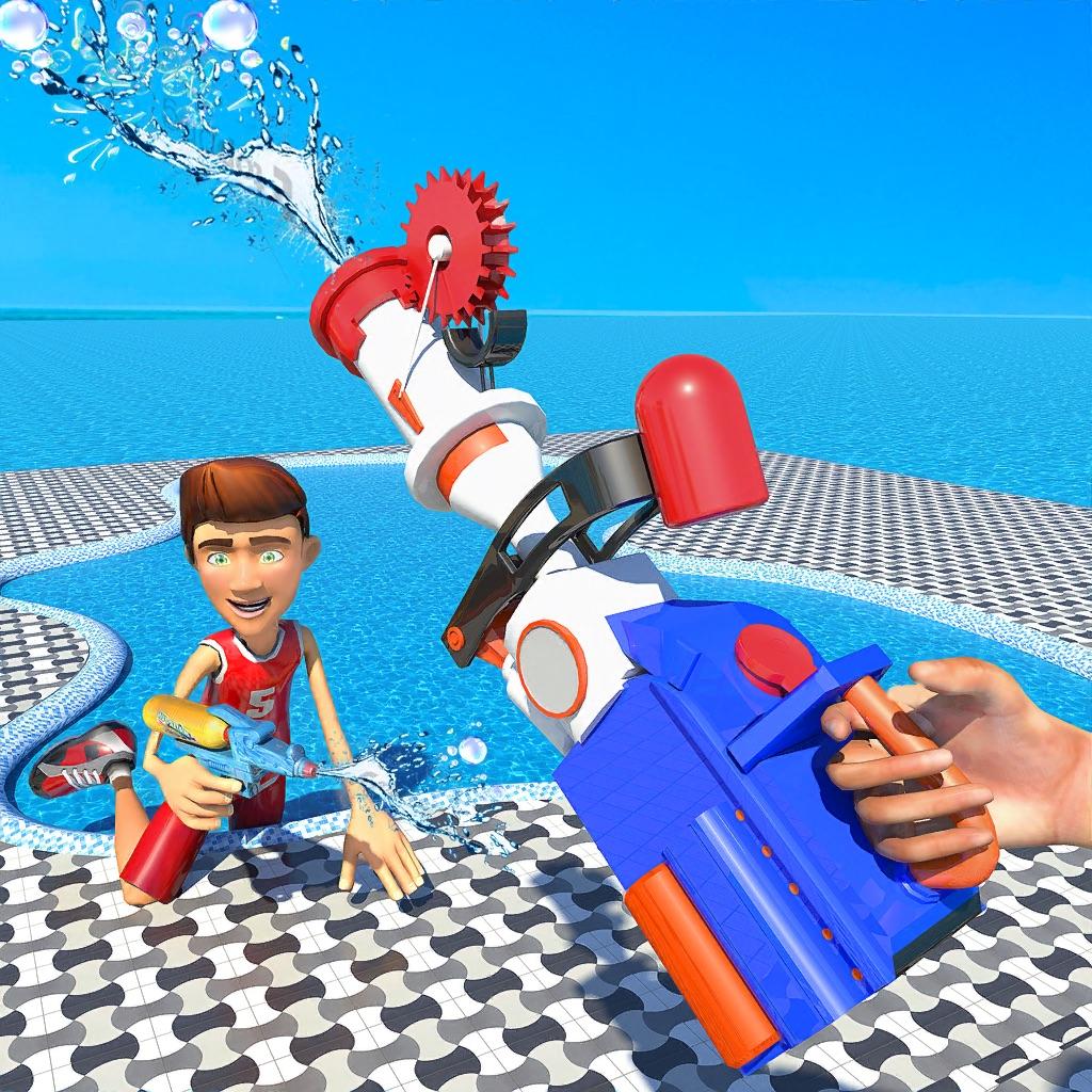 水上乐园射击冲突3D