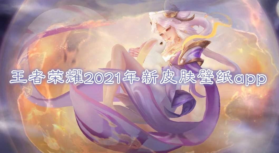 王者荣耀2021年新皮肤壁纸app