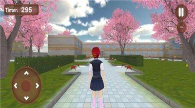 嚶嚶校園模擬器圖1