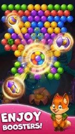 泡泡爆炸射击图3
