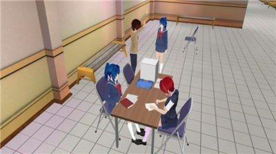 嚶嚶校園模擬器圖2