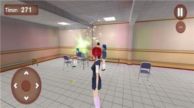 嚶嚶校園模擬器圖3