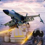飞机坠毁战斗机