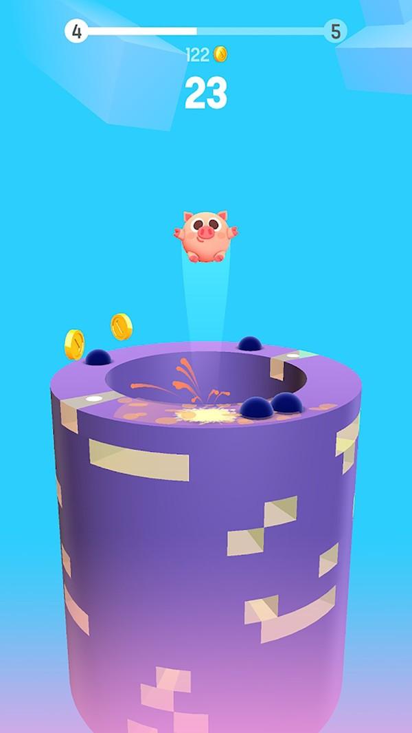 跳动球球图2