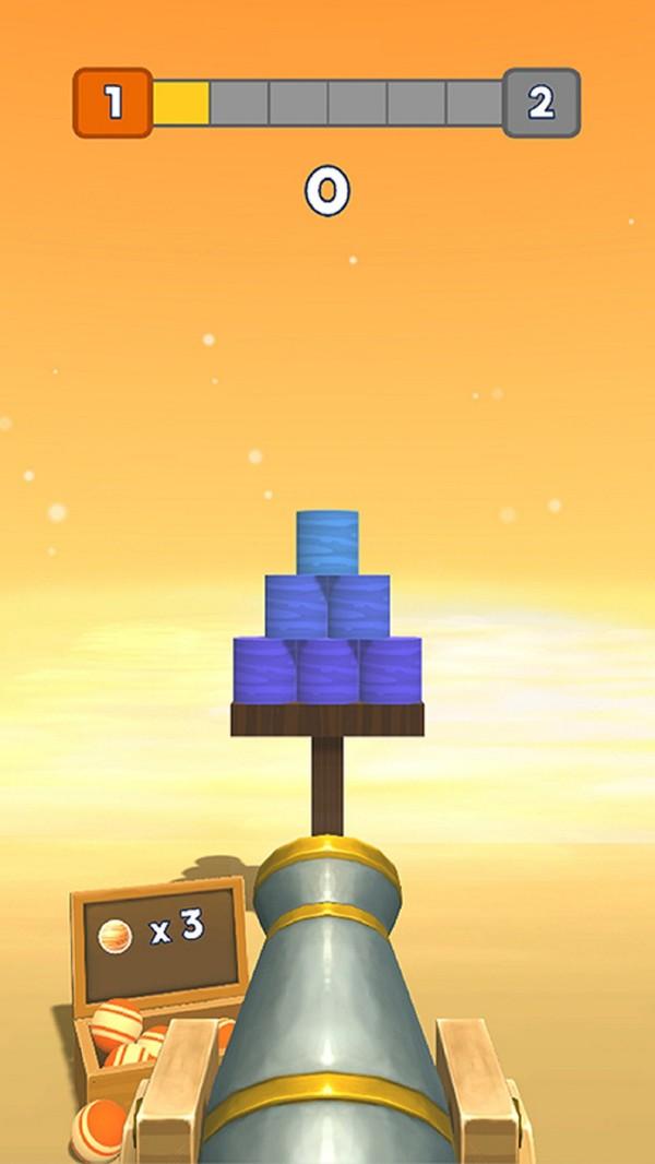 3D射击球球图3