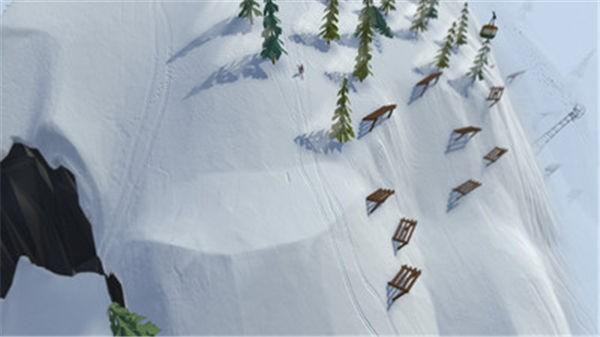 高山滑雪模擬器完整版圖2
