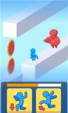 怪物追趕(monster run)游戲圖
