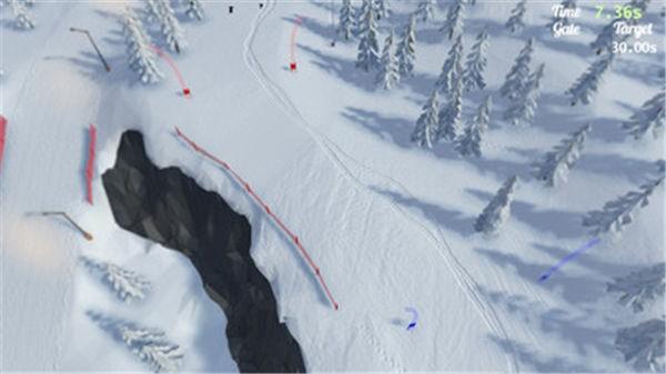 高山滑雪模擬器完整版圖1
